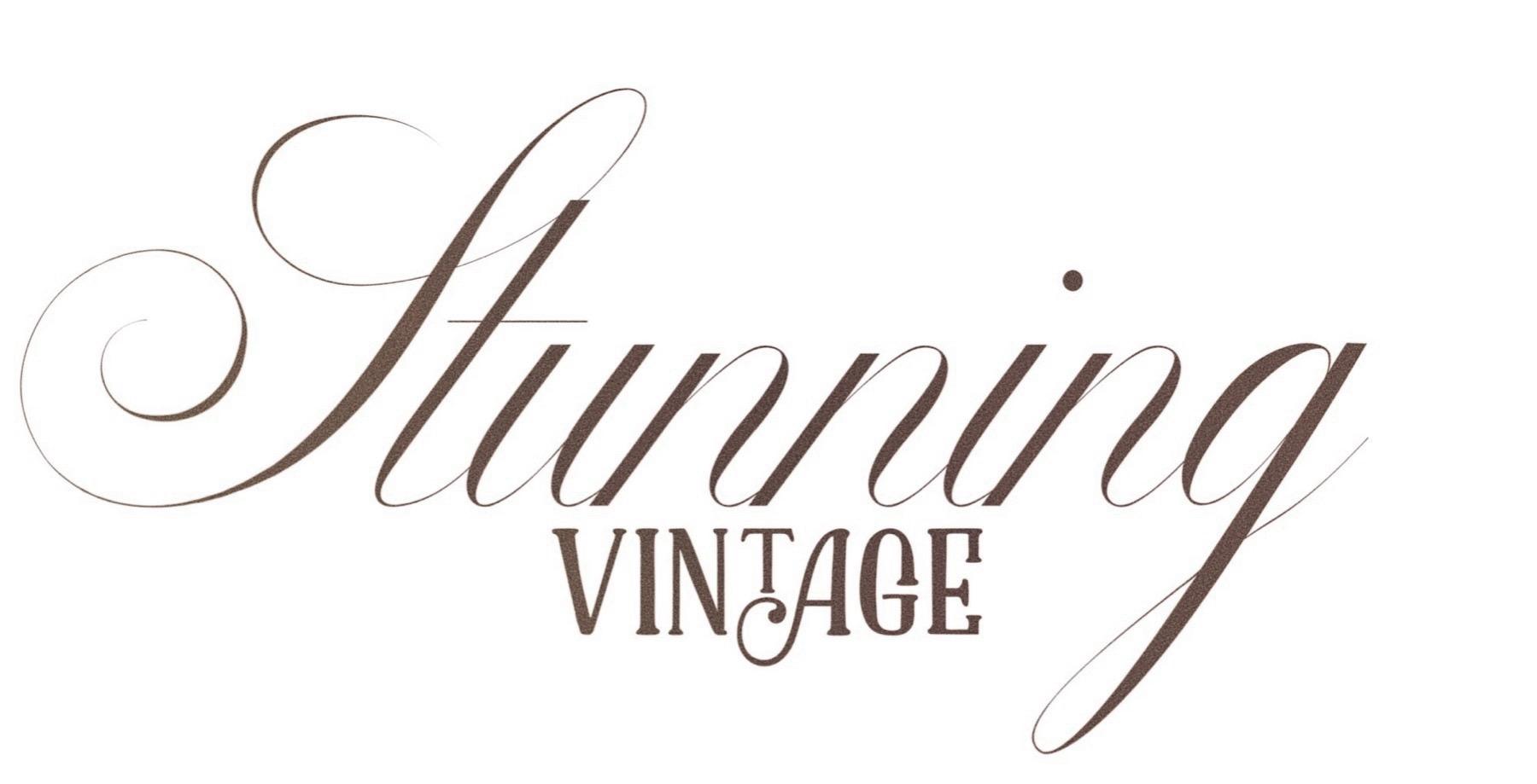 Stunning Vintage-Logo