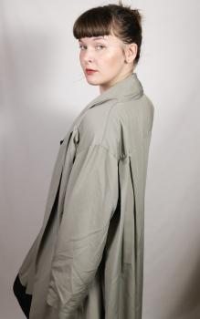 Vintage Trenchcoat, Made in Italy, 42