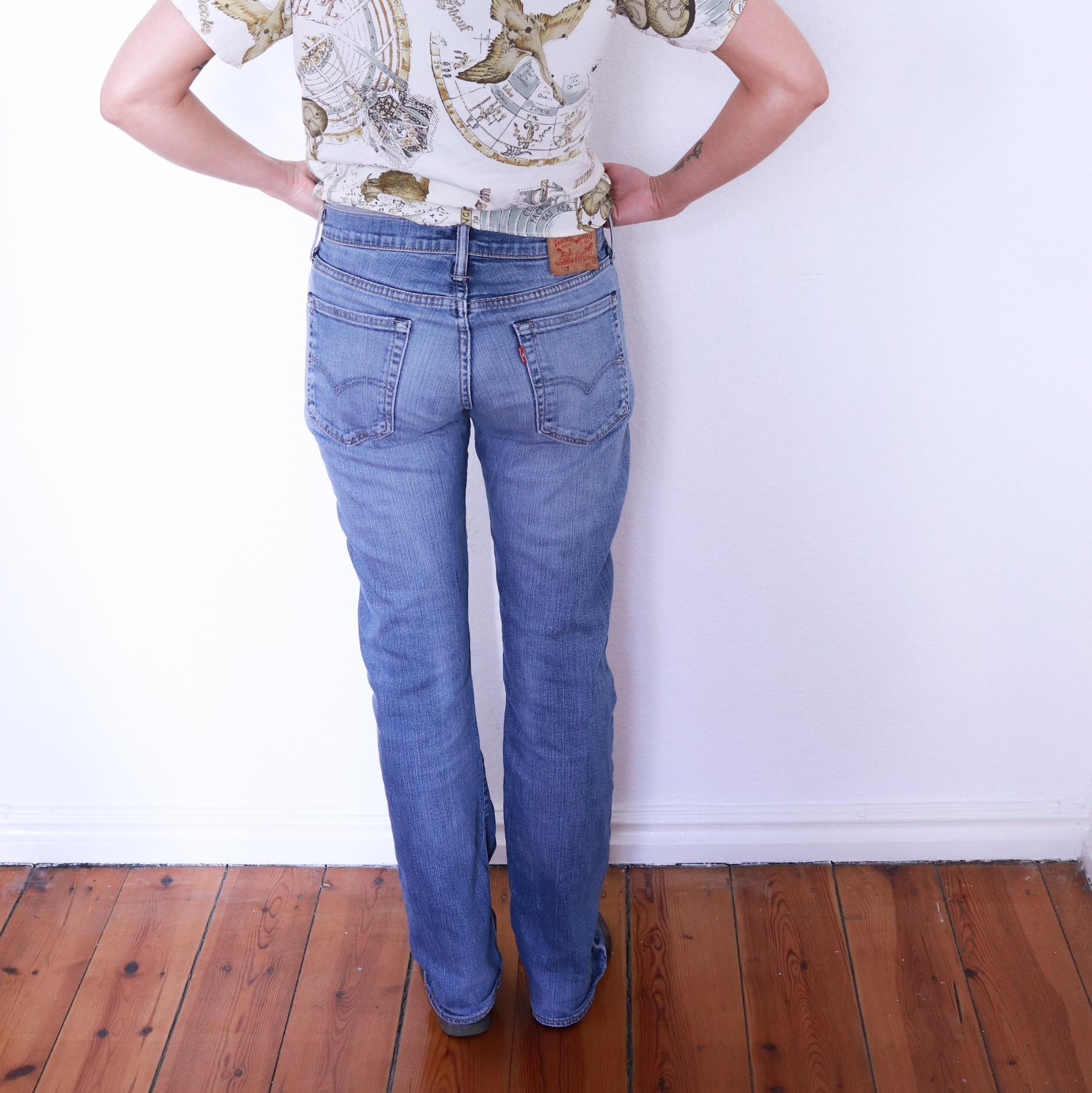 pretty nice 3ca3c 4e3a4 Vintage Levis 527 Jeans, Boyfriend-Style, W30/L32